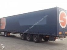 semirimorchio Krone 3 AXLE CURTAINSIDE TRAILER