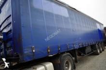 Fruehauf 3 Essieux avec Hayon semi-trailer