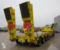 ACTM heavy equipment transport semi-trailer