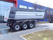 new TecnoKar Trailers construction dump semi-trailer