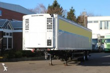 used Ackermann mono temperature refrigerated semi-trailer