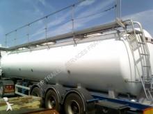 used Maisonneuve food tanker semi-trailer