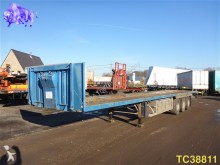 Trailor flatbed semi-trailer