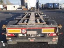 semi remorque porte containers Pacton