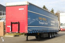 used Kögel sliding tarp system tarp semi-trailer