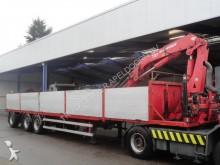 used n/a flatbed semi-trailer