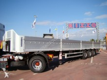 Zorzi dropside flatbed semi-trailer