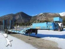 Kaiser PORTE ENGINS semi-trailer
