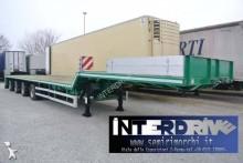 Faymonville semirimorchio carrellone pianale allungabile 4 assi a 45m usato semi-trailer