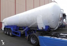 used gas tanker semi-trailer