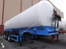 used gas tanker semi-trailer