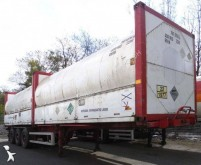 Kohler Cryo container for oxygen, argon, nitrogen semi-trailer