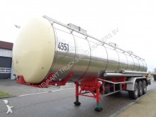 semirremolque Gofa 3-Axle Chemical Tank / NL / 3 Compartments / BPW