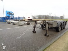Burg 3-Axle Tank Chassis / 30 FT / NL Trailer / SAF semi-trailer