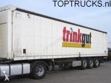 Schmitz Cargobull SCS 24/L LIFT+ STEERING AXLE/ 3 TON'S TAIL LIFT semi-trailer