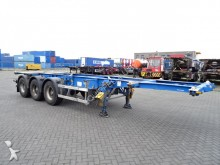 Groenewegen ADR, 20FT/30FT semi-trailer