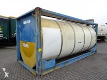 semirimorchio cisterna Van Hool