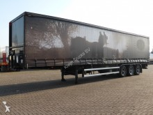 used Jumbo tautliner semi-trailer