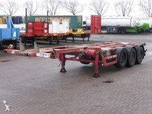 Broshuis MULTI CHASSIS MIDDLE REAR EXTENDAB semi-trailer