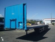 semirremolque caja abierta Montenegro