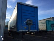 Fruehauf Boards tautliner semi-trailer