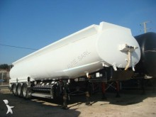 Merceron CITERNE CARBURANT semi-trailer