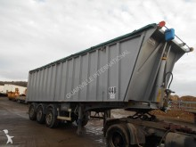 used Tisvol cereal tipper semi-trailer