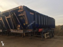 used GT Trailers half-pipe semi-trailer