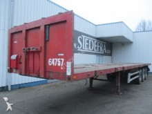 LAG flatbed semi-trailer