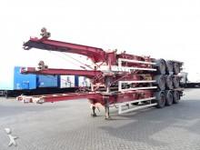 Schweriner container semi-trailer