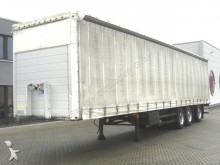 Schmitz Cargobull SCS 24 / SAF - Achsen / Liftachse/Lenkachse semi-trailer