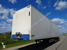 Van Hool box semi-trailer