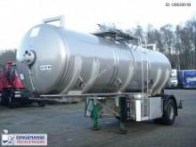semirremolque Maisonneuve Fuel tank inox 19.9 m3 / 1 comp