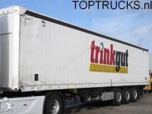 Schmitz Cargobull SCS 24/L LIFT+ STEERING AXLE / 3 TON'S TAIL LIFT semi-trailer
