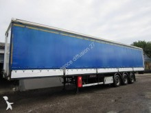 General Trailers dropside flatbed tarp semi-trailer