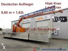 Langendorf flatbed semi-trailer