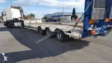 Verem heavy equipment transport semi-trailer