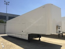 new car carrier semi-trailer