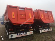 semirimorchio Schmitz Cargobull HARDOX 450 FONDOS 5MM LATERALS 4MMM