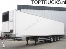 Lecitrailer 3 AXLE COOL TRAILER CARRIER 587 HOURS ! / TAIL L semi-trailer