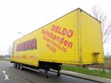 Latre 3-Axle Mega Boxtrailer / BPW Axles semi-trailer