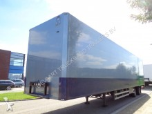 semirimorchio Pacton 2-Axle Box / Steering Axle / BPW / NL Trailer