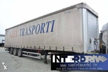 used other Tautliner tautliner semi-trailer