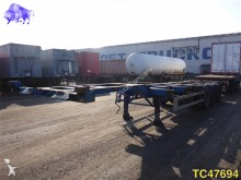 semirremolque Renders Container Transport