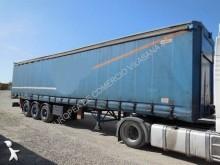 used Montenegro sliding tarp system tarp semi-trailer