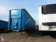 Samro reel carrier tautliner semi-trailer