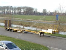 semi remorque Nooteboom Lowbed / 3 Steering Axles / Extendable / Ramps /