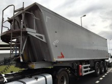 Stas cereal tipper semi-trailer