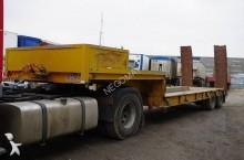 Castera PE 2 essieux semi-trailer