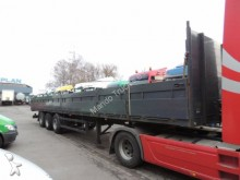 used dropside flatbed semi-trailer